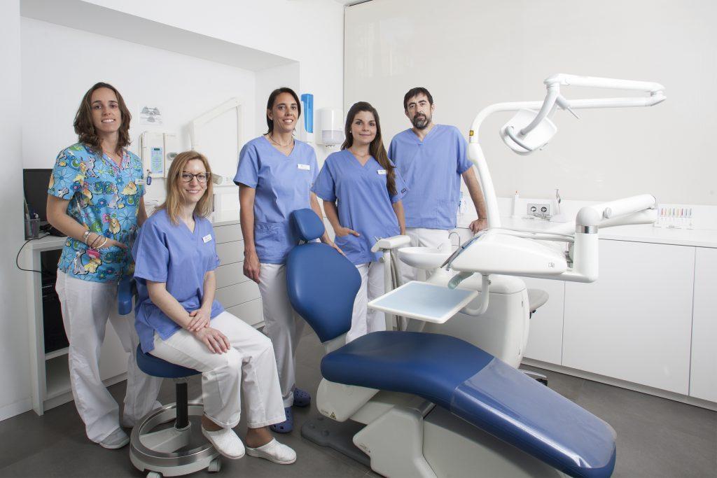 dentistas en Barcelona