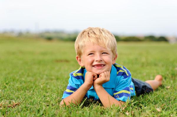 ¿Por qué los niños tienen dientes de leche?