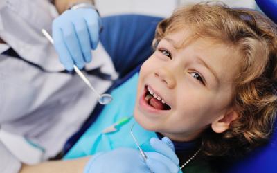 ¿Sabes que la Odontopediatra es la dentista de los bebés y niños?