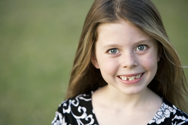 A los niños les salen los dientes torcidos o desordenados ¿Qué hay que hacer?