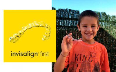 ¡Invisalign First, ahora ortodoncia invisible también en niños!