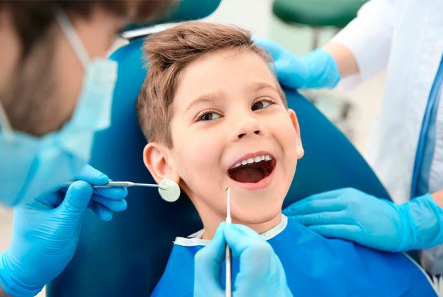¿Te preocupa saber si tu hij@ tiene los dientes y la boca sanos? La Odontopediatra te lo dirá