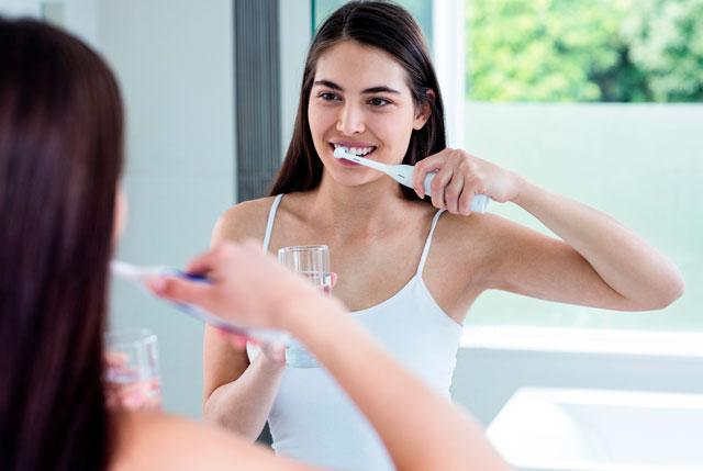Cepillo de dientes eléctrico, el mejor regalo de Navidad