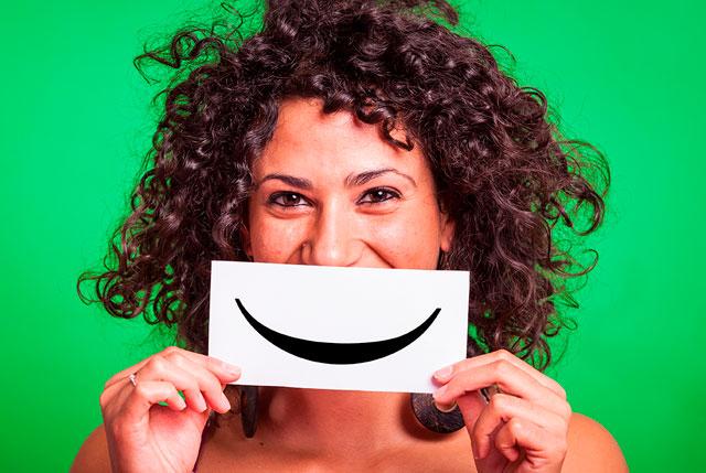 ¿Cuántas veces sonríes cada día? Sonreír, tu propósito del 2019
