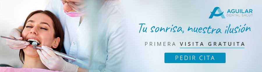 clinica dental Aguilar primera visita gratuita