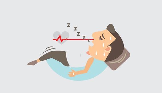 Duerme sin apneas y la hipertensión bajará